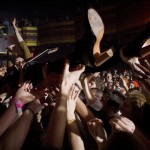 St. Vincent Crowdsurfs at Webster Hall, November 11th, 2011