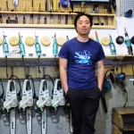 Shintaro Okamoto at Okamoto Studios