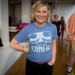 Amy Poehler at Del Close Marathon Press Conference