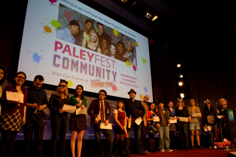 Community at Paley Center