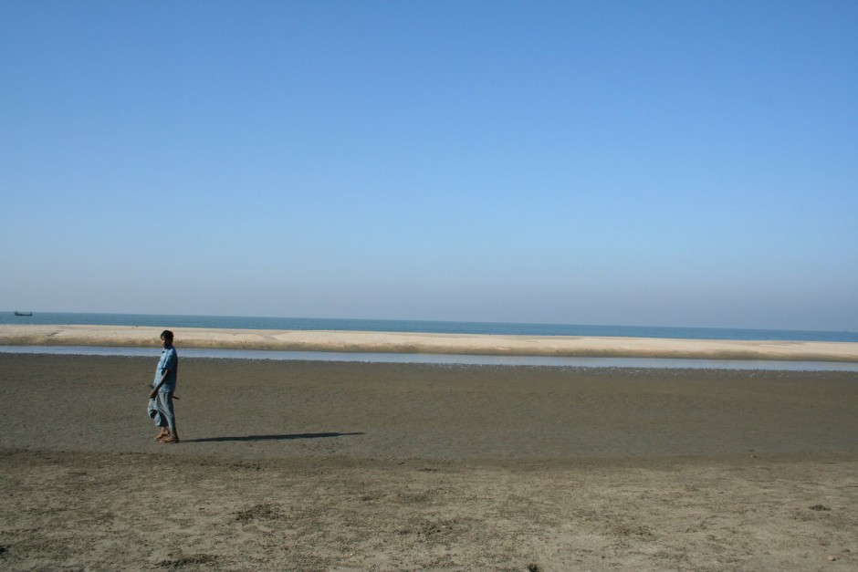 Chittagong Beach