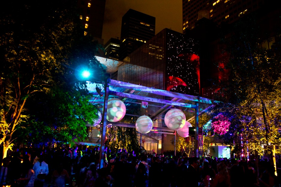 MoMA Party in the Garden, 2012