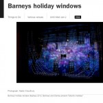 Time Out New York: Barneys Holiday Windows 2012