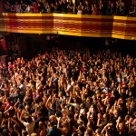 Crowd at Bat for Lashes at Webster Hall, August 30th, 2013