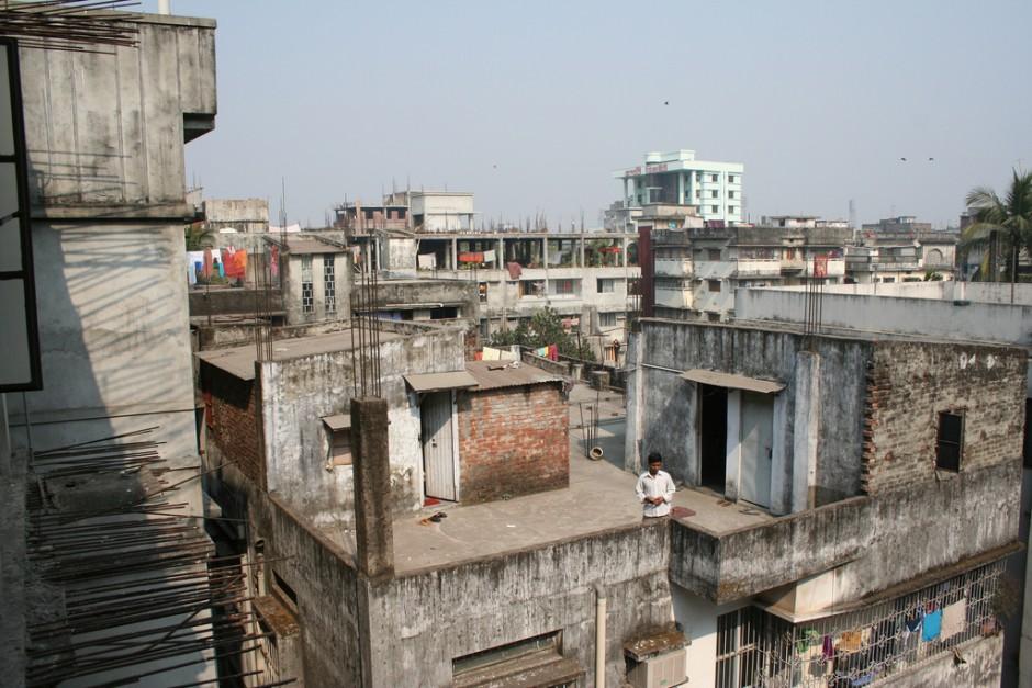 Dhaka Roofs